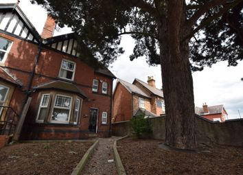 Thumbnail 1 bed flat to rent in Burton Road, Littleover, Derby