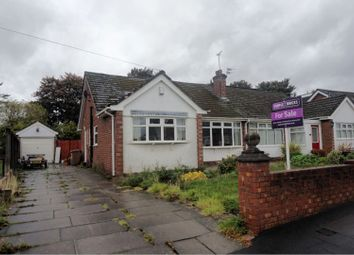 Thumbnail 3 bed semi-detached bungalow for sale in Abbots Hall Avenue, St. Helens