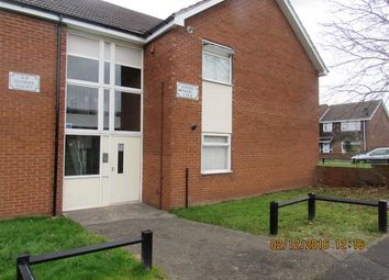 Thumbnail 1 bedroom flat to rent in Dundee Court, Ellesmere Port