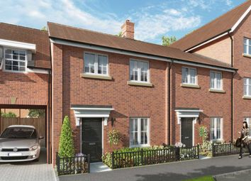 "Thumbnail 3 bed end terrace house for sale in ""The Linstock"" at Friar Close, Enfield"