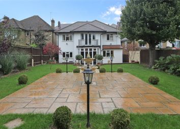 Thumbnail 5 bed detached house to rent in Chambers Lane, London