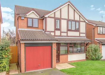 Thumbnail 4 bed detached house for sale in Hepworth Road, Binley, Coventry