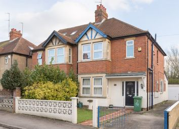 Thumbnail 5 bedroom semi-detached house to rent in Glanville Road, Oxford