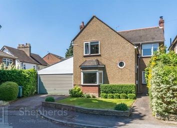 Thumbnail 3 bedroom detached house for sale in Bourne Close, Broxbourne, Hertfordshire