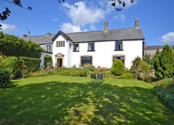 Thumbnail 6 bed semi-detached house for sale in Newport's Oldest Residence, Chelston Place, Newport
