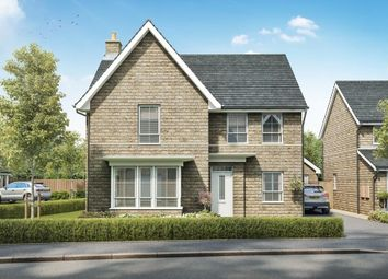 """Thumbnail 4 bed detached house for sale in """"Cambridge"""" at Oldfield Close, Micklefield, Leeds"""