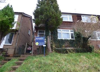 Thumbnail 3 bed semi-detached house for sale in St. Georges Close, High Wycombe, Buckinghamshire