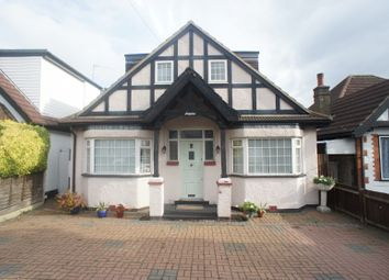 Thumbnail 4 bed bungalow for sale in Myddelton Park, Whetstone, London