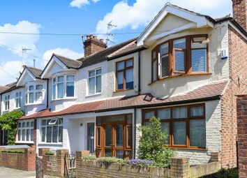 Thumbnail 3 bed end terrace house for sale in Ripley Gardens, London