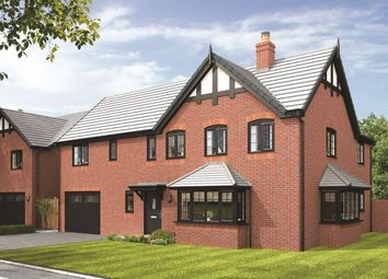 Thumbnail 4 bed detached house for sale in Cheerbrook Gardens Cheerbrook Road, Willaston, Nantwich