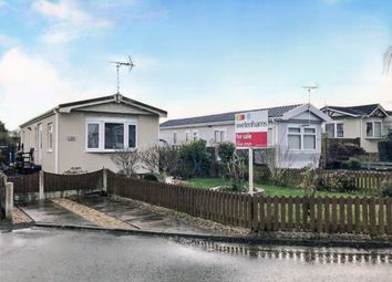 Thumbnail 2 bed mobile/park home for sale in Gladstone Way, Mancot, Deeside