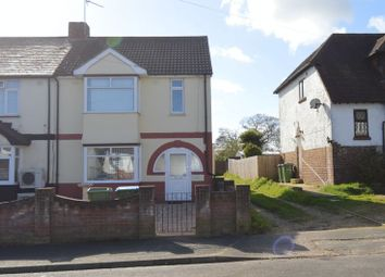 Thumbnail 3 bed end terrace house for sale in Johns Road, Lower Quay, Fareham