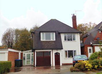 Thumbnail 3 bedroom detached house for sale in Grove Vale Avenue, Great Barr