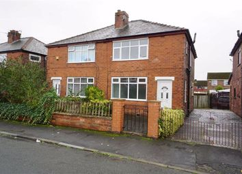 Thumbnail 3 bed semi-detached house to rent in Ena Crescent, Leigh