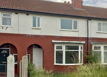 Thumbnail 3 bed terraced house to rent in Meyler Avenue, Blackpool
