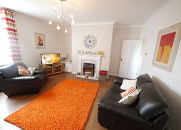 Thumbnail 2 bed terraced house for sale in Oak Street, Throckley, Newcastle Upon Tyne