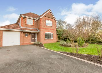 Thumbnail 4 bed detached house for sale in Dukes Way, Northwich, Cheshire