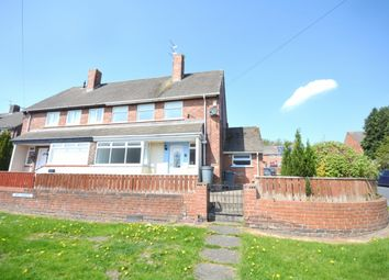 Thumbnail 3 bed semi-detached house to rent in Red Courts, Brandon, Durham