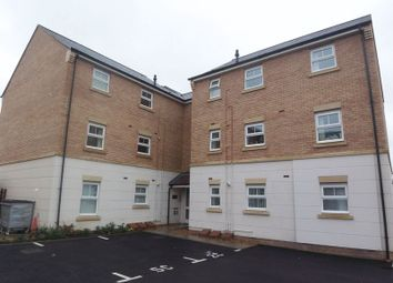 Thumbnail 2 bed flat to rent in Cherryburn Walk, Rugby