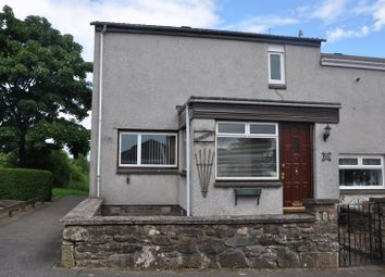 Thumbnail 2 bedroom end terrace house for sale in Woodlea Park, Sauchie, Alloa
