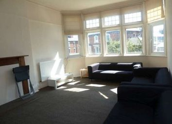 Thumbnail 6 bed flat to rent in Burns Street, Nottingham