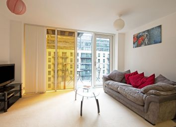 Thumbnail 1 bedroom flat to rent in Millharbour, London