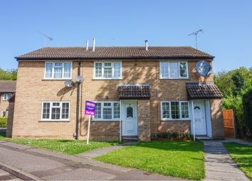 Thumbnail 2 bed terraced house for sale in Willoughby Court, Peterborough