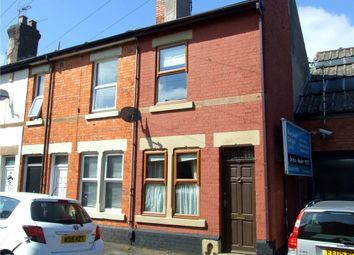 Thumbnail 3 bedroom end terrace house for sale in Manchester Street, Derby