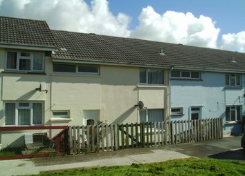 Thumbnail 3 bed terraced house to rent in Moyses Meadow, Okehampton
