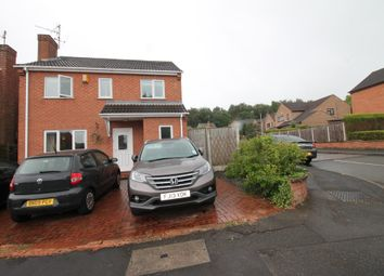 Thumbnail 5 bedroom detached house to rent in Haddon Road, Ravenshead, Nottingham
