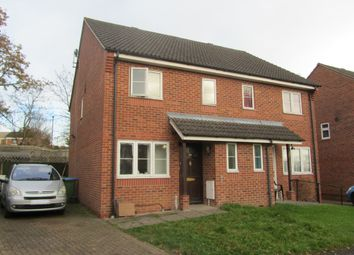 Thumbnail 2 bed semi-detached house to rent in Chelveston Crescent, Southampton
