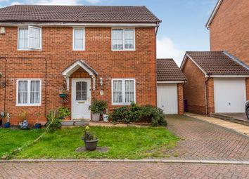 Lomond Way, Stevenage SG1. 3 bed semi-detached house for sale
