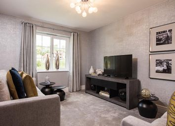 "Thumbnail 4 bed detached house for sale in ""The Charwell"" at Doncaster Road, Goldthorpe, Rotherham"