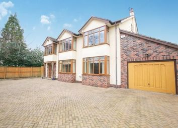 Thumbnail 6 bed detached house to rent in Styal Road, Wilmslow