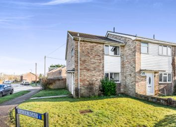 Thumbnail 3 bed end terrace house for sale in Fraser Road, Gosport