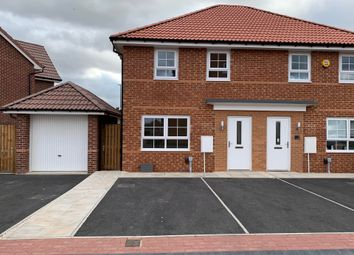 Thumbnail 3 bed semi-detached house to rent in Fairway Grove, Wheatley, Doncaster