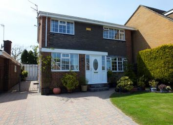 Thumbnail 4 bed detached house for sale in Burbage Close, Dronfield Woodhouse