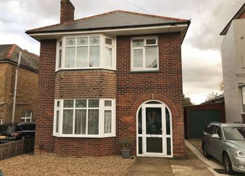 Thumbnail 3 bed detached house to rent in Bellevue Road, Cowes