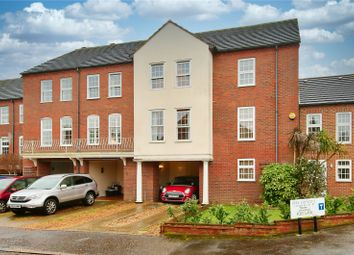 Thumbnail 3 bed town house to rent in Park Crescent, Twickenham, Middlesex