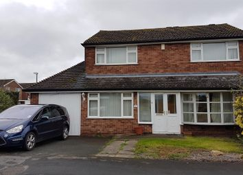 Thumbnail 4 bedroom link-detached house for sale in Pemberton Road, Admaston, Telford
