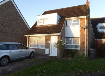 Thumbnail 3 bed detached house for sale in Cock Close Road, Yaxley, Peterborough