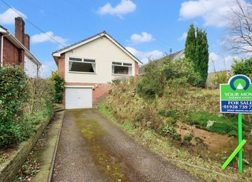 Thumbnail 3 bed bungalow for sale in Old Chester Road, Helsby, Frodsham