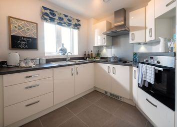 Thumbnail 1 bed flat for sale in Cranberry Court, Kempley Close, Hampton