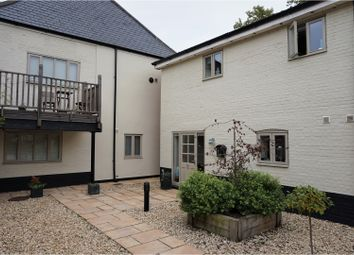 Thumbnail 3 bed terraced house for sale in Station Road, Pulham St Mary, Diss