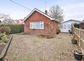 Thumbnail 2 bedroom detached bungalow for sale in Bittering Street, Gressenhall, Dereham