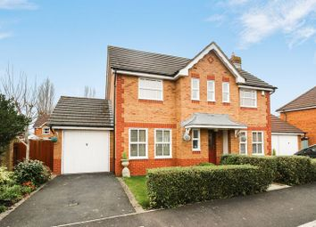 Thumbnail 3 bed detached house for sale in Boundary Way, Glastonbury
