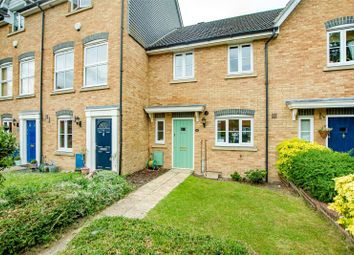 Thumbnail 3 bed terraced house for sale in Lacock Gardens, Maidstone, Kent