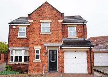 Thumbnail 4 bedroom detached house for sale in Meadow Vale, Newcastle Upon Tyne