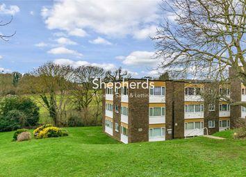 Thumbnail 2 bed flat for sale in Hillside, Hoddesdon, Hertfordshire