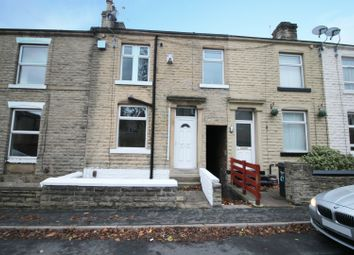 Thumbnail 2 bed terraced house for sale in Thornhill Road, Brighouse, West Yorkshire